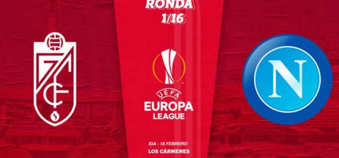 Granada-Napoli – Europa League: quote, pronostico e probabili formazioni (18/02/2021)
