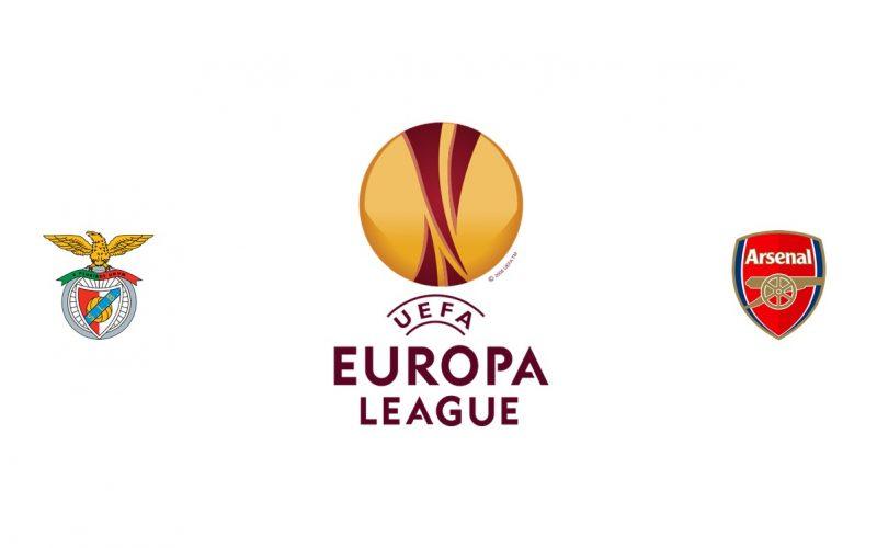 Benfica-Arsenal – Europa League: quote, pronostico e probabili formazioni (18/02/2021)
