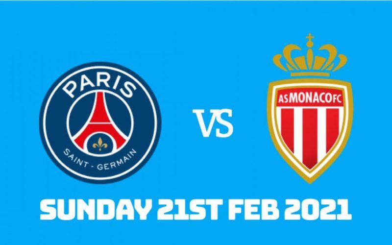 PSG-Monaco, Ligue 1: quote, pronostico e probabili formazioni (21/02/2021)