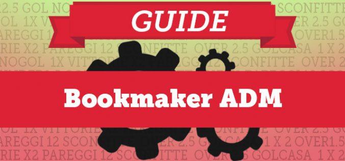 I vantaggi dei bookmakers autorizzati ADM