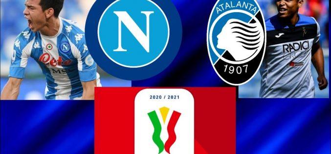 Coppa Italia, Napoli-Atalanta: quote, pronostico e probabili formazioni (03/02/2021)