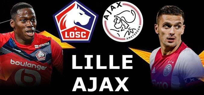Lille-Ajax – Europa League: quote, pronostico e probabili formazioni (18/02/2021)