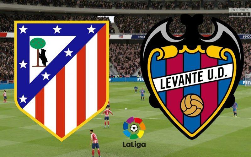 Atletico Madrid-Levante, Liga: quote, pronostico e probabili formazioni (20/02/2021)