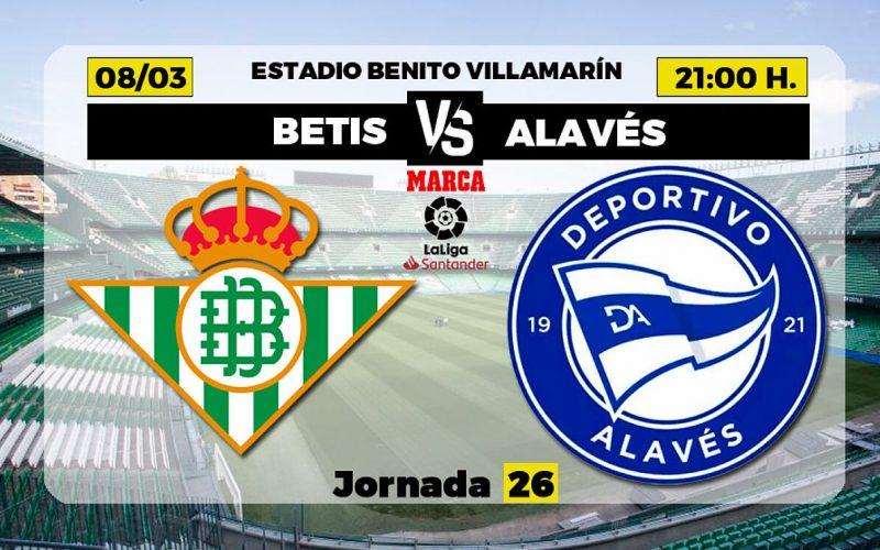 Liga, Betis-Alaves: pronostico, probabili formazioni e quote (08/03/2021)