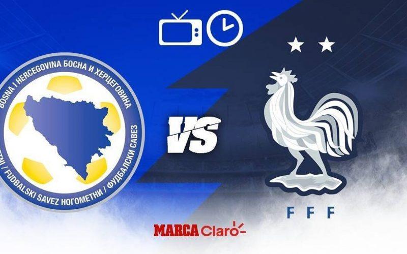 Qualificazioni Mondiali, Bosnia-Francia: pronostico, probabili formazioni e quote (31/03/2021)