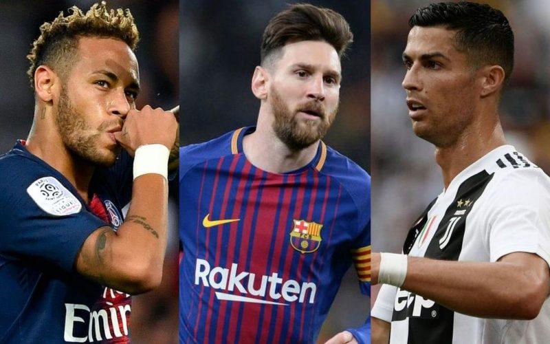 I calciatori più pagati al mondo