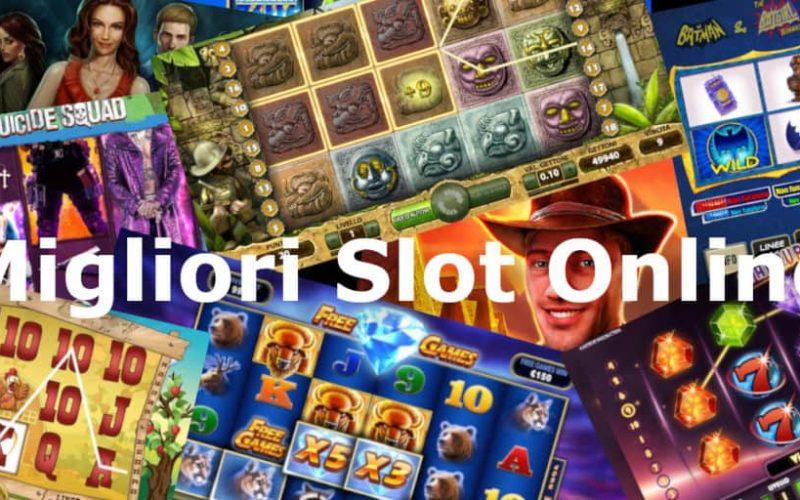Quali sono le migliori slot machine del 2021?