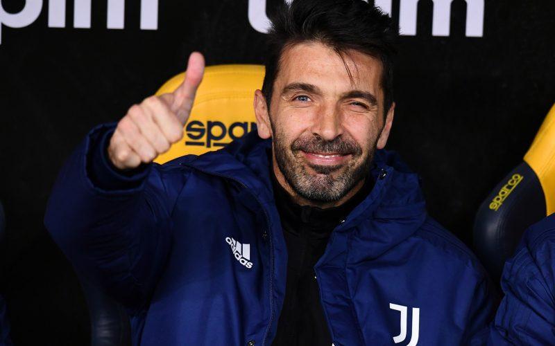 """Buffon: """"Non vado oltre il 2023 ma potrei smettere anche a giugno"""""""
