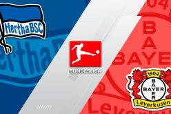 Bundesliga, Hertha-Leverkusen: pronostico, probabili formazioni e quote (21/03/2021)