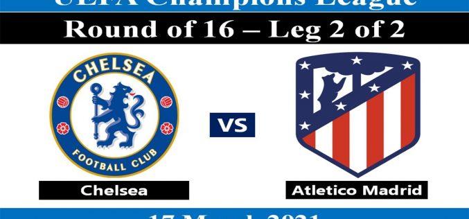 Champions League, Chelsea-Atletico Madrid: pronostico, probabili formazioni e quote (17/03/2021)