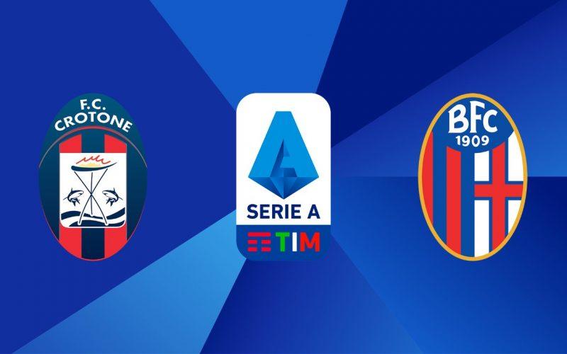 Serie A, Crotone-Bologna: pronostico, probabili formazioni e quote (20/03/2021)
