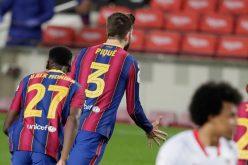 Coppa del Re, impresa del Barcellona: rimonta il Siviglia e va in finale
