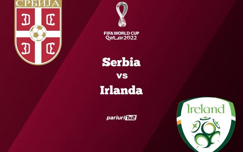 Qualificazioni Mondiali, Serbia-Irlanda: pronostico, probabili formazioni e quote (24/03/2021)