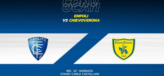 Serie B, Empoli-Chievo: pronostico, probabili formazioni e quote (27/04/2021)