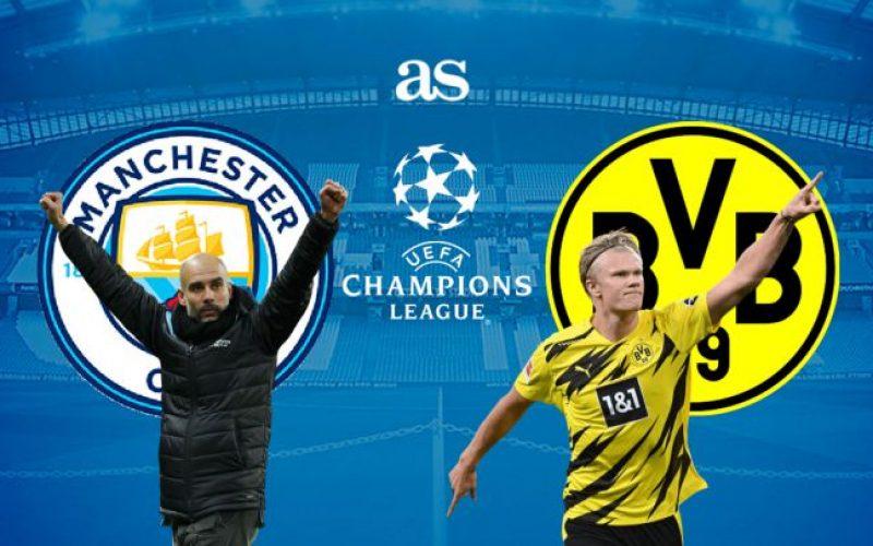 Champions League, Manchester City-Borussia Dortmund: pronostico, probabili formazioni e quote (06/04/2021)