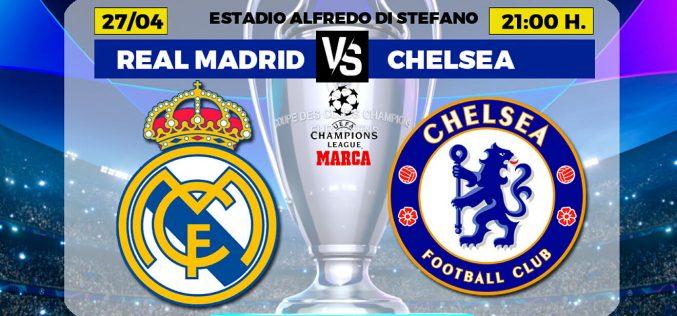 Champions League, Real Madrid-Chelsea: pronostico, probabili formazioni e quote (27/04/2021)