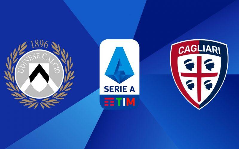 Serie A, Udinese-Cagliari: pronostico, probabili formazioni e quote (21/04/2021)