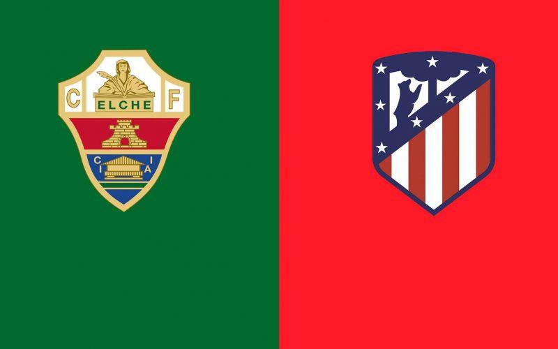 Liga, Elche-Atletico Madrid: pronostico, probabili formazioni e quote (01/05/2021)