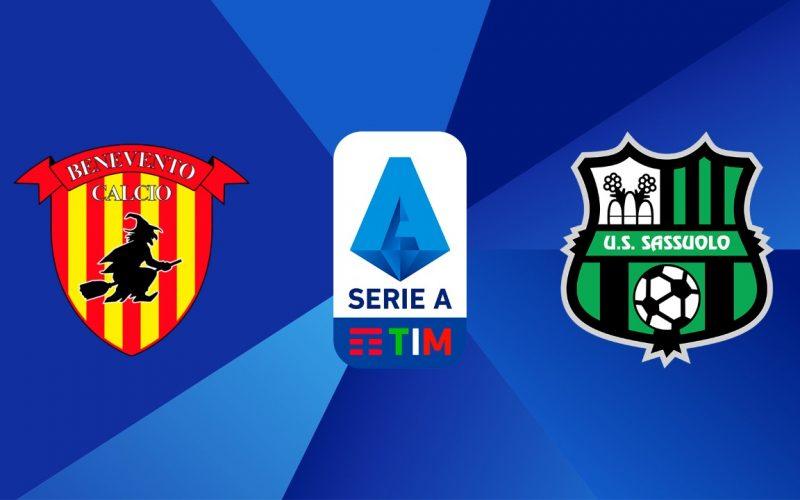 Serie A, Benevento-Sassuolo: pronostico, probabili formazioni e quote (12/04/2021)