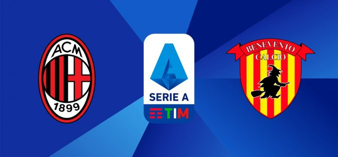 Serie A, Milan-Benevento: pronostico, probabili formazioni e quote (01/05/2021)