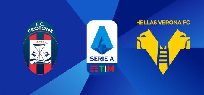 Serie A, Crotone-Verona: pronostico, probabili formazioni e quote (13/05/2021)