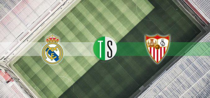 Liga, Real Madrid-Siviglia: pronostico, probabili formazioni e quote (09/05/2021)