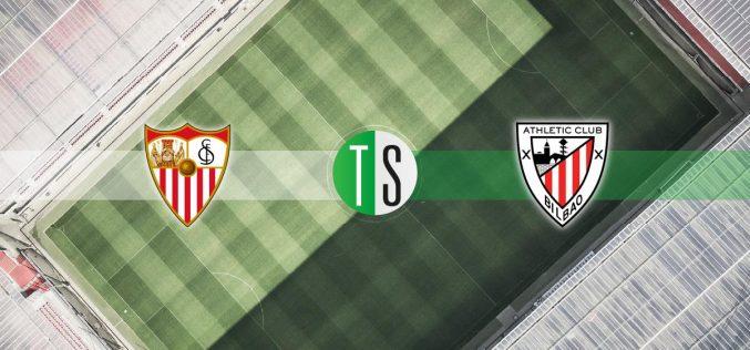 Liga, Siviglia-Athletic Bilbao: pronostico, probabili formazioni e quote (03/05/2021)