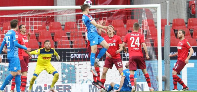 Bundesliga, Kiel-Colonia: pronostico, probabili formazioni e quote (29/05/2021)