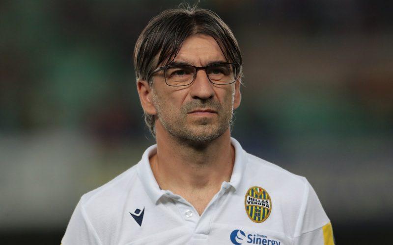 """Juric-Verona, è rottura: """"Mancanza di rispetto da parte del club"""""""