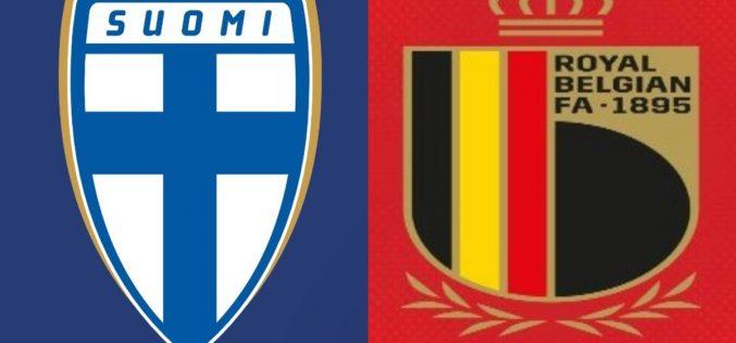Europei 2020, Finlandia-Belgio: pronostico, probabili formazioni e quote (21/06/2021)