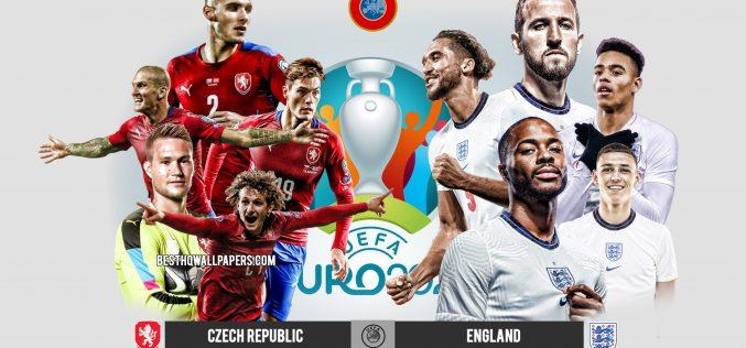 Europei 2020, Repubblica Ceca-Inghilterra: pronostico, probabili formazioni e quote (22/06/2021)