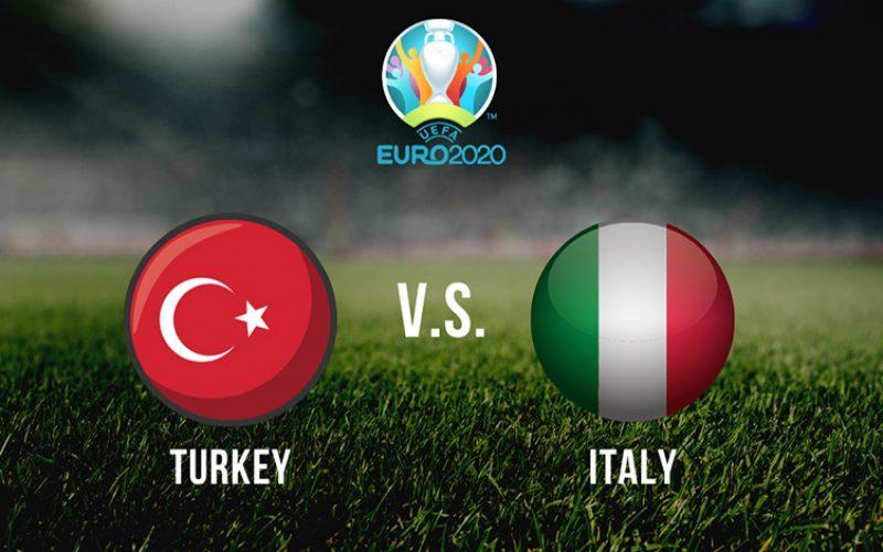 Europei 2020, Turchia-Italia: pronostico, probabili formazioni e quote (11/06/2021)