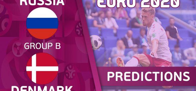 Europei 2020, Russia-Danimarca: pronostico, probabili formazioni e quote (21/06/2021)