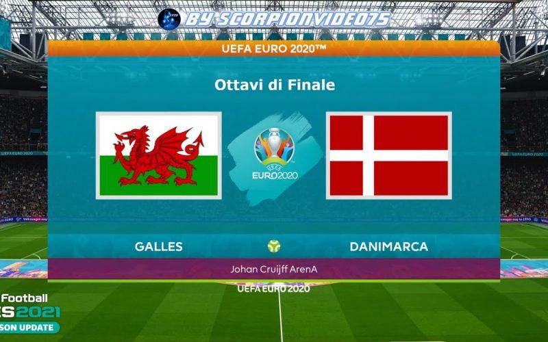 Europei 2020, Galles-Danimarca: pronostico, probabili formazioni e quote (26/06/2021)