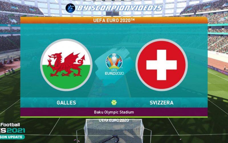 Europei 2020, Galles-Svizzera: pronostico, probabili formazioni e quote (12/06/2021)