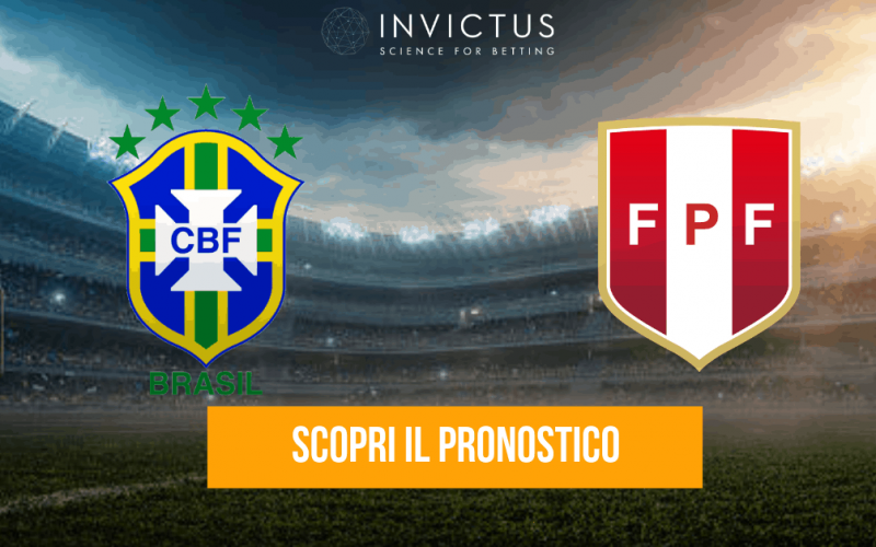 Coppa America, Brasile-Perù: pronostico, probabili formazioni e quote (05/07/2021)