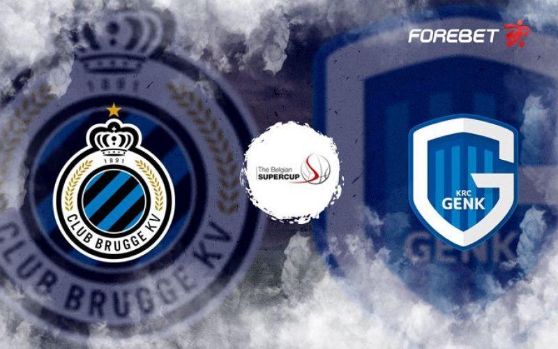 Supercoppa Belgio, Club Brugge-Genk: pronostico, probabili formazioni e quote (17/07/2021)
