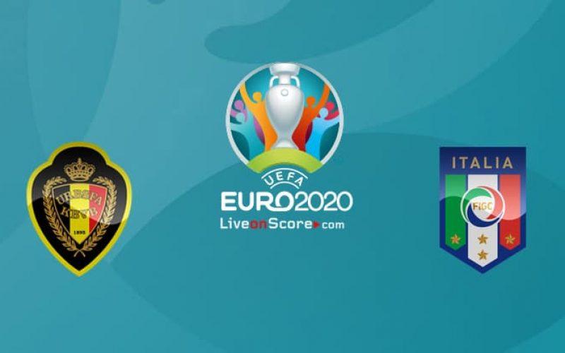 Europei 2020, Belgio-Italia: pronostico, probabili formazioni e quote (02/07/2021)