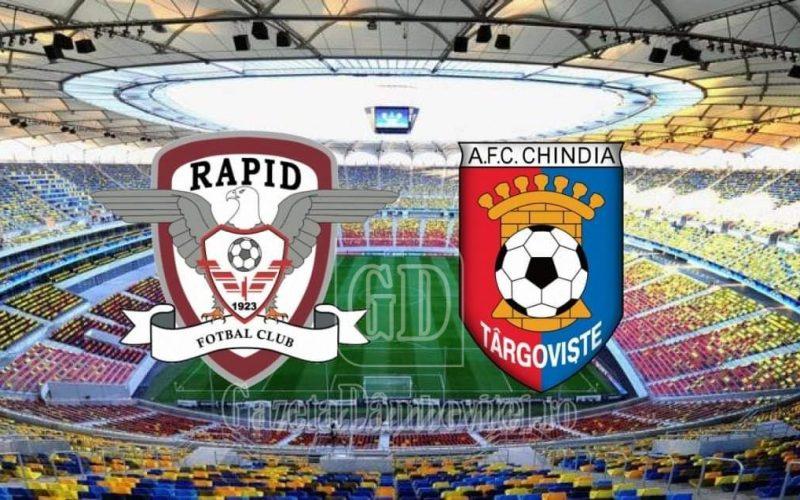 Romania, Rapid Bucarest-Chindia Targoviste: pronostico, probabili formazioni e quote (18/07/2021)