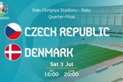 Europei 2020, Repubblica Ceca-Danimarca: pronostico, probabili formazioni e quote (03/07/2021)