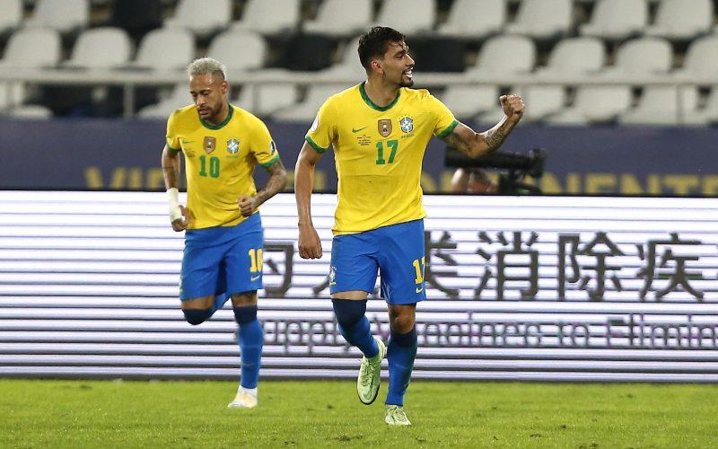 Coppa America, il Brasile è la prima finalista