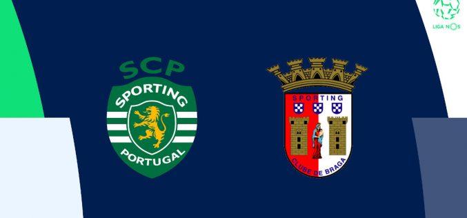 Supercoppa Portogallo, Sporting Lisbona-Braga: pronostico, probabili formazioni e quote (31/07/2021)