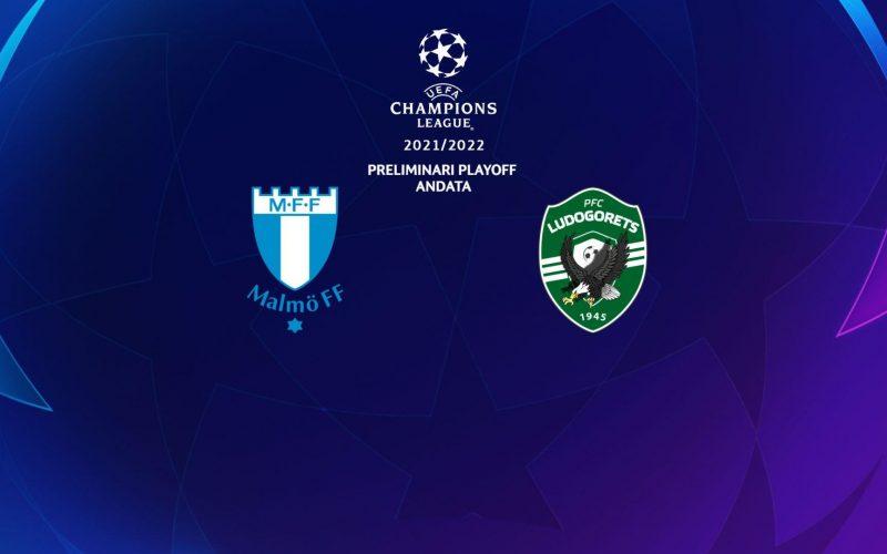 Champions League, Malmo-Ludogorets: pronostico, probabili formazioni e quote (18/08/2021)