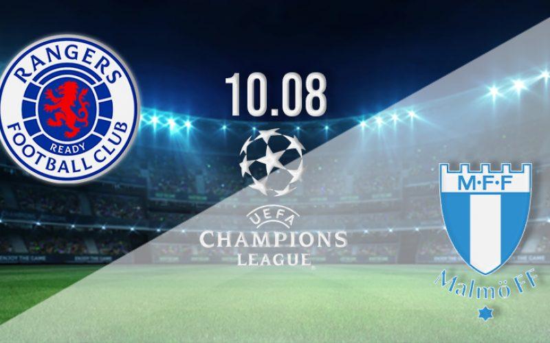 Champions League, Rangers-Malmo: pronostico, probabili formazioni e quote (10/08/2021)