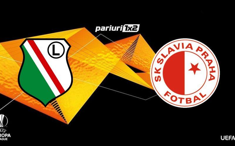 Europa League, Legia-Slavia Praga: pronostico, probabili formazioni e quote (26/08/2021)