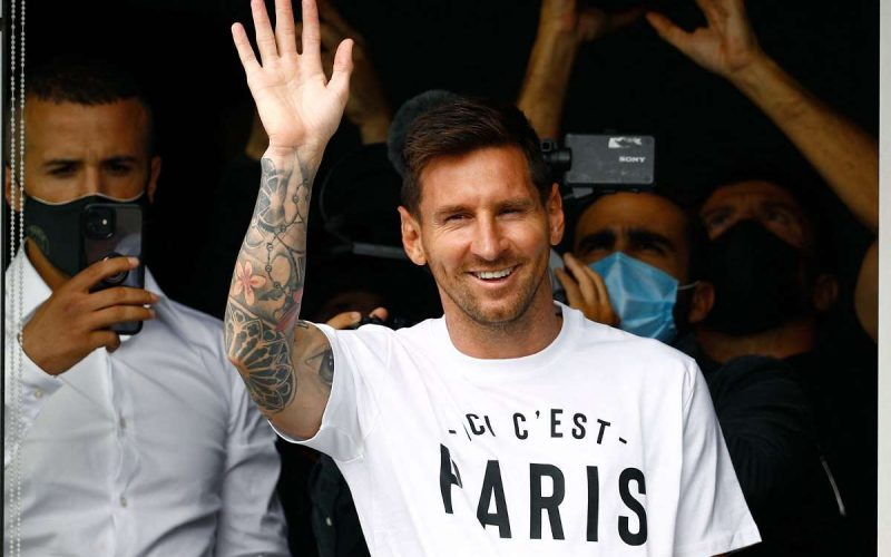 Messi è un giocatore del PSG, ecco le cifre dell'affare