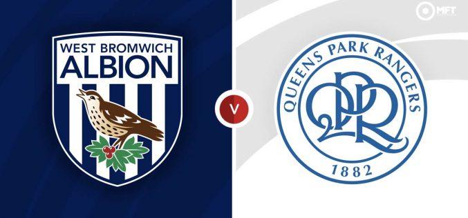 Championship, West Bromwich-QPR: pronostico, probabili formazioni e quote (24/09/2021)