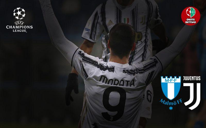 Champions League, Malmo-Juventus: pronostico, probabili formazioni e quote (14/09/2021)