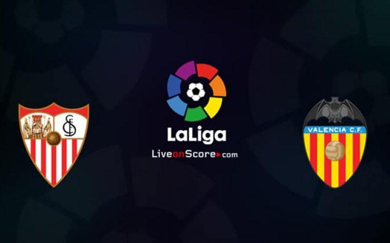 Liga, Siviglia-Valencia: pronostico, probabili formazioni e quote (22/09/2021)