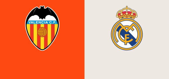 Liga, Valencia-Real Madrid: pronostico, probabili formazioni e quote (19/09/2021)